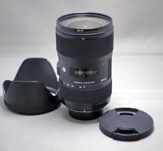 Used Sigma Art 18-35mm F1.8