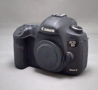 Used Canon EOS 5D MKIII DSLR Body