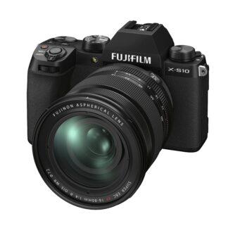 Fuji X-S10 Inc XF 16-80mm