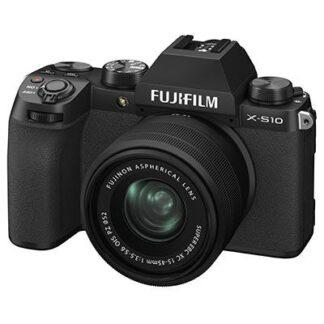 Fuji X-S10 Inc XC 15-45mm