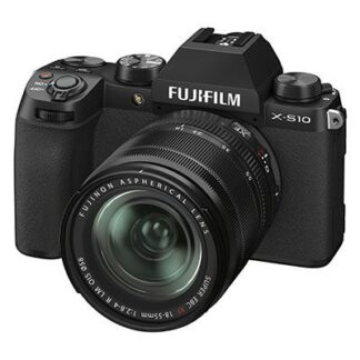 Fuji X-S10 Inc XF 18-55mm