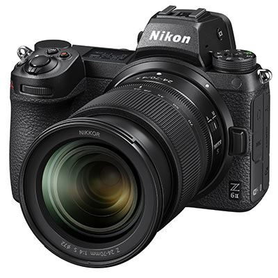 Nikon Z6 II Inc 24-70mm f4