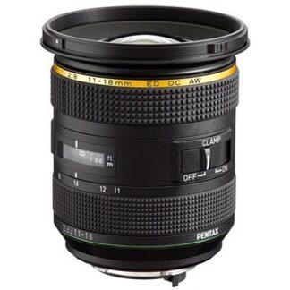 Pentax 11-18mm f2.8