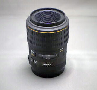 Used SIGMA 105mm MACRO F2.8 - Canon Fit