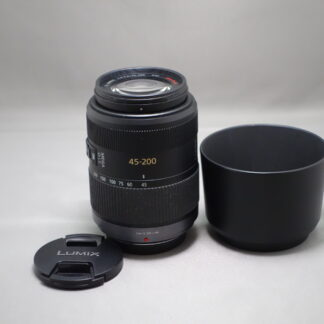 Used PANASONIC 45-200mm OIS
