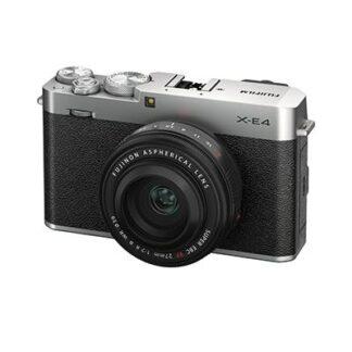 Fuji X-E4 Inc 27mm WR