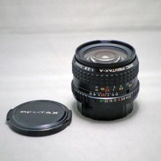 Used Pentax 24mm F2.8 PKA - Manual Focus