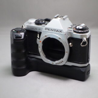 Used PENTAX ME-F Inc Winder