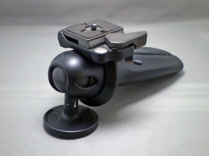 Used MANFROTTO 372 RC2 GRIP BALL HEAD
