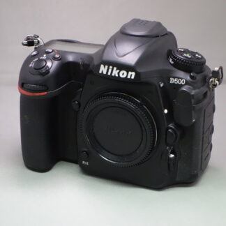 Used Nikon D500 DSLR Body