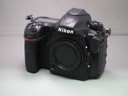Used Nikon D500 DSLR Body
