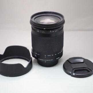 Used SIGMA 18-300mm DC MACRO - Nikon Fit