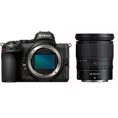 Nikon Z5 Inc 24-70mm F4