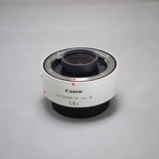 Used CANON 1.4x EXTENDER MKIII