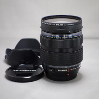 Used OLYMPUS 12-40mm F2.8 PRO
