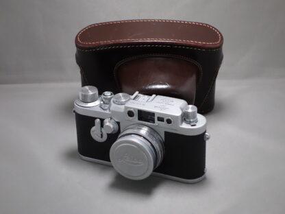 Used LEICA III G Inc 5cm F2 Summitar Lens
