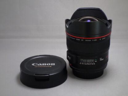 Used CANON 14mm F2.8L MK II