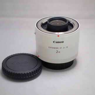 Used CANON 2.0x EXTENDER MKIII