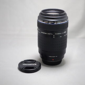 Used OLYMPUS 70-300mm 4/3rds lens