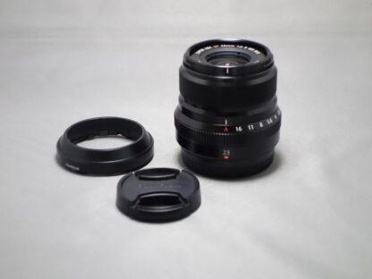 used FUJI XF 23mm F2