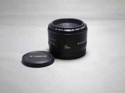 Used CANON 50mm F1.8 MkII
