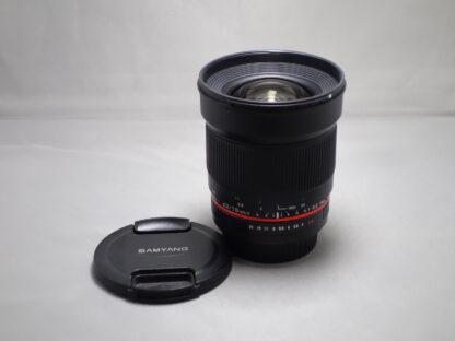 Used SAMYANG 16mm F2