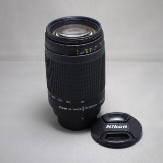 Used NIKON 70-300mm G AF-D - Nikon Fit