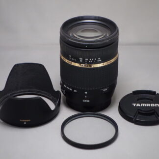 Used TAMRON 18-270mm VC - Canon Fit
