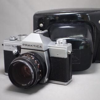 Used Praktica TL3 Super Inc 50mm F1.8