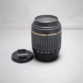 Used TAMRON 55-200mm - Nikon Fit