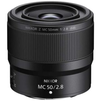 Nikon Z MC 50mm f2.8 S
