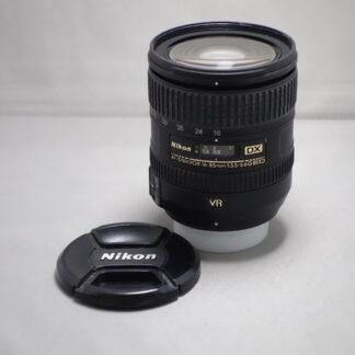 USED NIKON 16-85mm AF-S VR DX