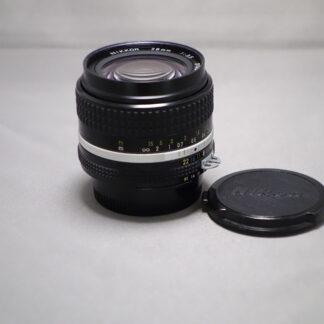Used Nikon 28mm F3.5 - Manual Focus