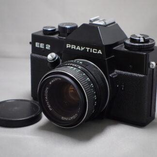 Used Praktica EE 2 Inc 50mm F1.8