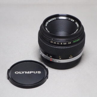 Used Olympus 50mm F3.5 Macro