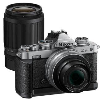 Nikon Z fc Inc 16-50mm & 50-250mm