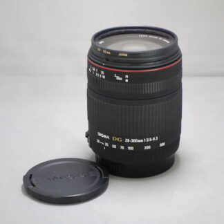 Used Sigma 28-300mm DG Eos Fit