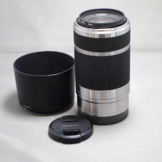 Used SONY 55-210mm - Sony E Mount