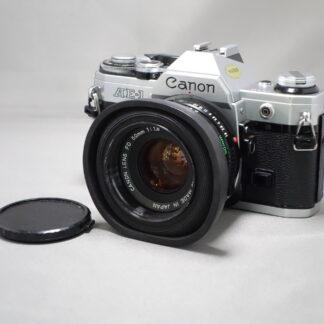 Used Canon AE-1 Inc 50mm F1.8