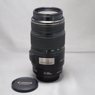 Used CANON EF 75-300mm IS USM