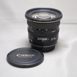 Used CANON EF 20-35mm USM