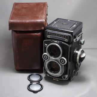 Used Rolleiflex F3.5 6x6