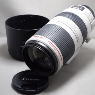 Used Canon 100-400mm L MKII