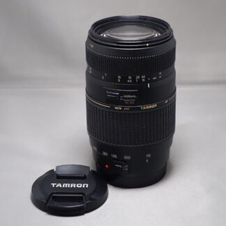 Used Tamron 70-300mm Macro Di