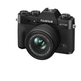 Fuji X-T30 II Inc 15-45mm XC - Black
