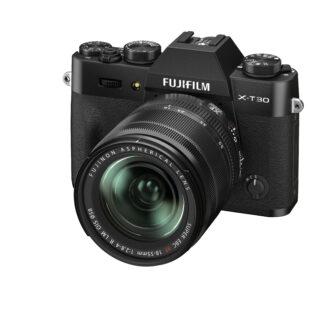 Fuji X-T30 II Inc 18-55mm XF - Black