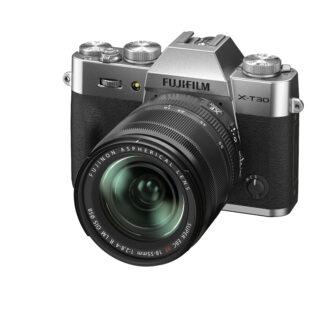 Fuji X-T30 II Inc 18-55mm XF - Silver