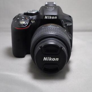 Used Nikon D5300 Inc 18-55VR